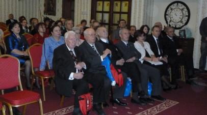 "Al V-lea Congres International Societatii Romane de Reabilitare Orala, cu tema ""Excelenta in reabilitarea orala"", Iasi, 8 – 10 decembrie 2011"